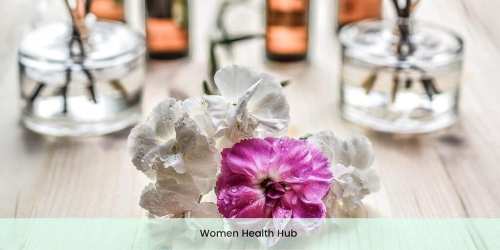 Self-care and self-love category image - women health hub