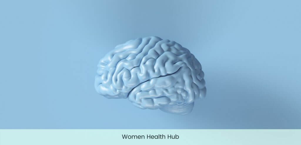 Female Neurological Health Image - Women Health Hub
