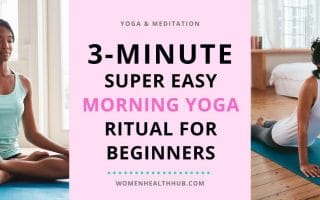 Beginner Morning Yoga Routine - Women Health Hub