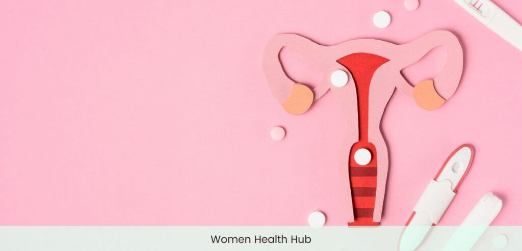 Reproductive Health Image - Women Health Hub