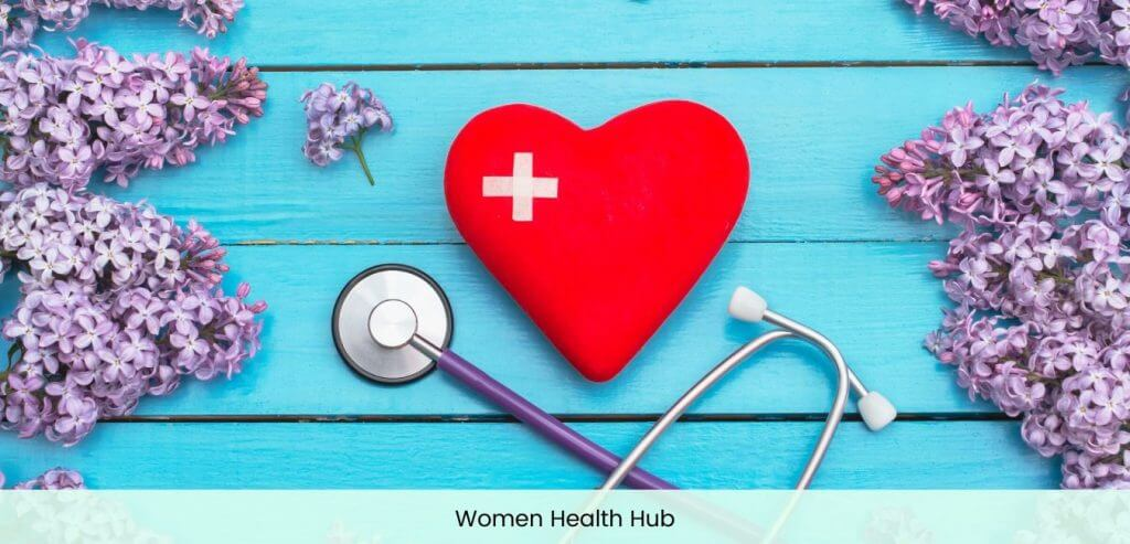 Heart Health Image - Women Health Hub