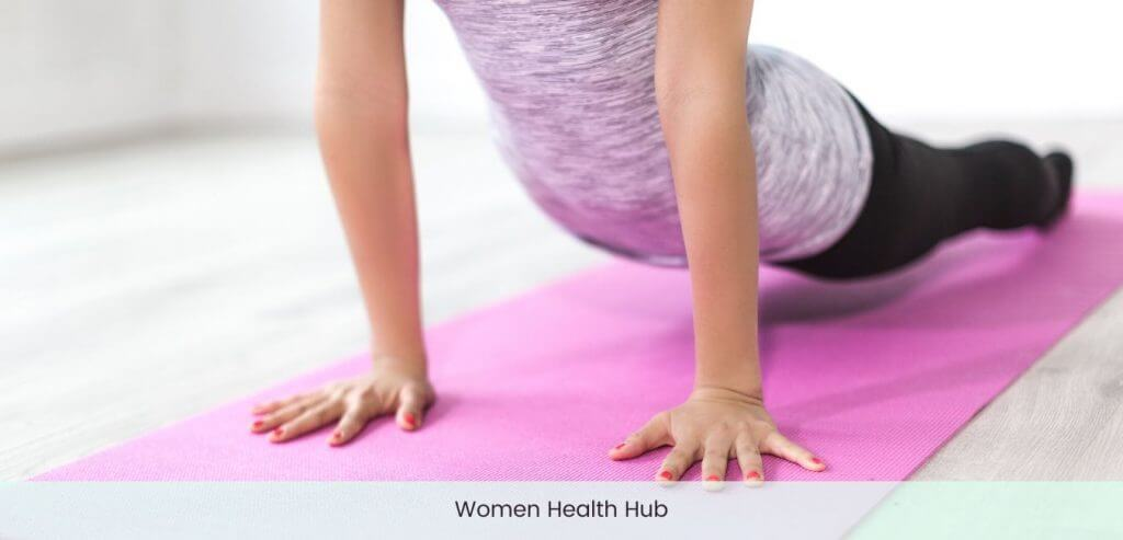 Physical Fitness Image - Women Health Hub