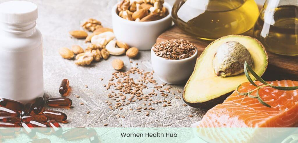 Food & Nutrition Image - Women Health Hub