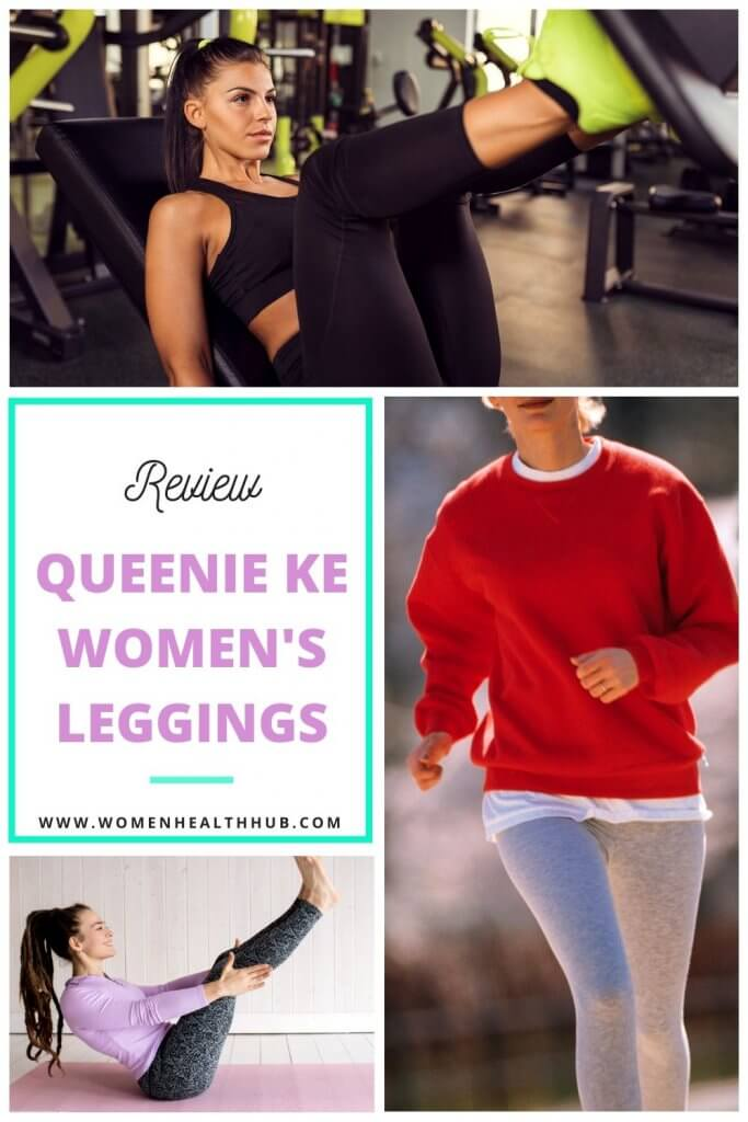 Queenie Ke Women's Leggings Review: Features, pros and cons, price, and more.