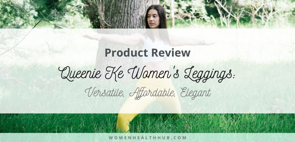Queenie Ke Women's Leggings Product Review - blog image