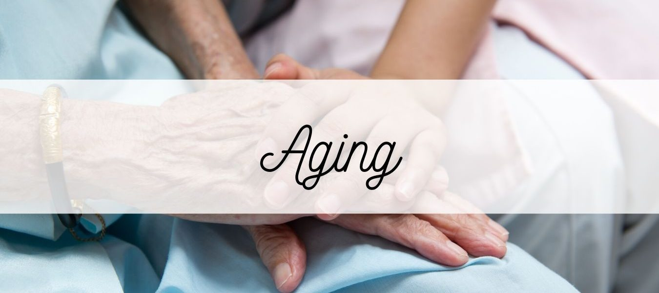 Aging image - Wellness category - Women Health Hub