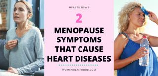 Heart diseases in menopausal women blog image - Women Health Hub