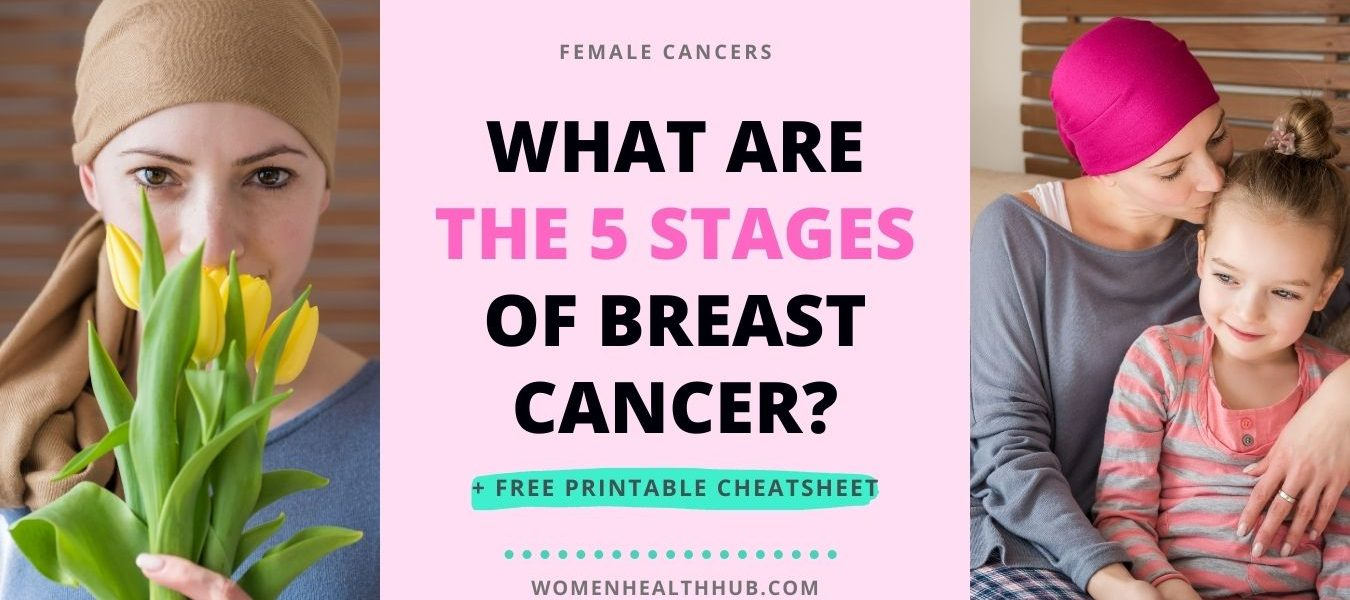 5 stages of breast cancer - Women Health Hub