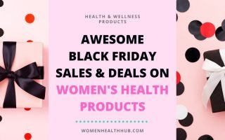 Black Friday Deals - Women Health Hub