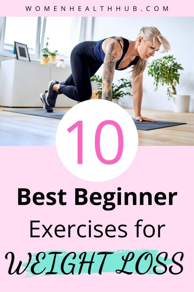 Top 10 Effortless Beginner Exercises for Weight Loss You Should Start Today to Quickly Shed a Few Pounds